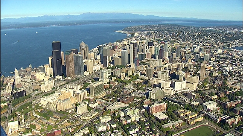 Is Seattle's 18-month heat streak in jeopardy?