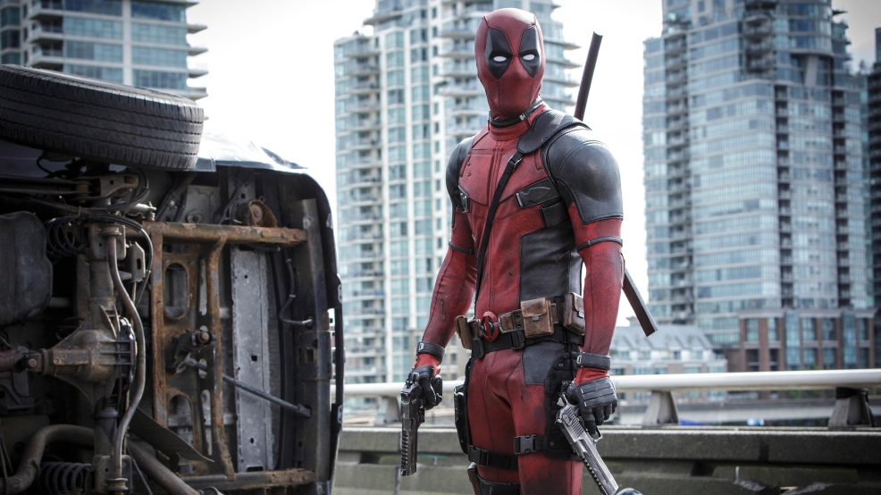 'Deadpool,' the king of fools finally gets his due
